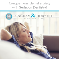 How does sedation dentistry Tulsa feel?