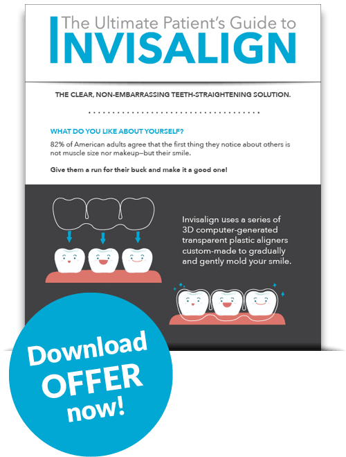 Your Tulsa Dental experts offer Invisalign, Americas favorite way to straighten your teeth.
