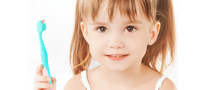 Taking care of your young child's baby teeth