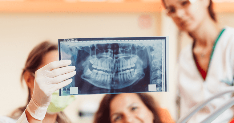 x-ray and intraoral cameras in Tulsa