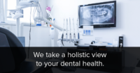 a look at what comprehensive dentistry is all about.