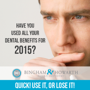 Tulsa Dentist 2015 dental benefits